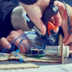 limning og lodning af digitalt objekt