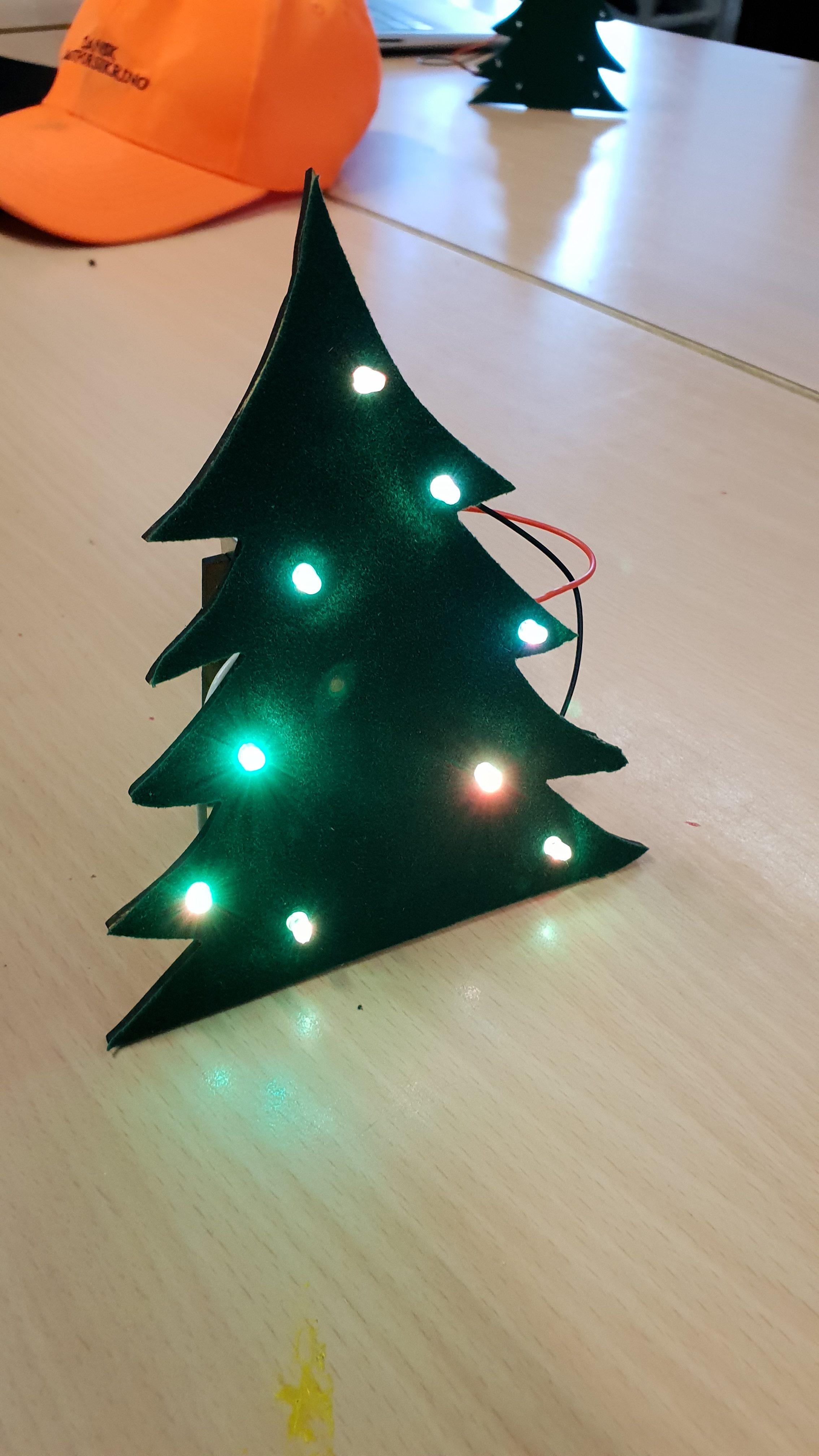 Det' jul – det' cool – i FabLab@SCHOOL