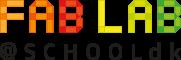 Fablab at school logo - klik fører til forsiden