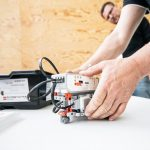 Elektronisk robotlignende genstand