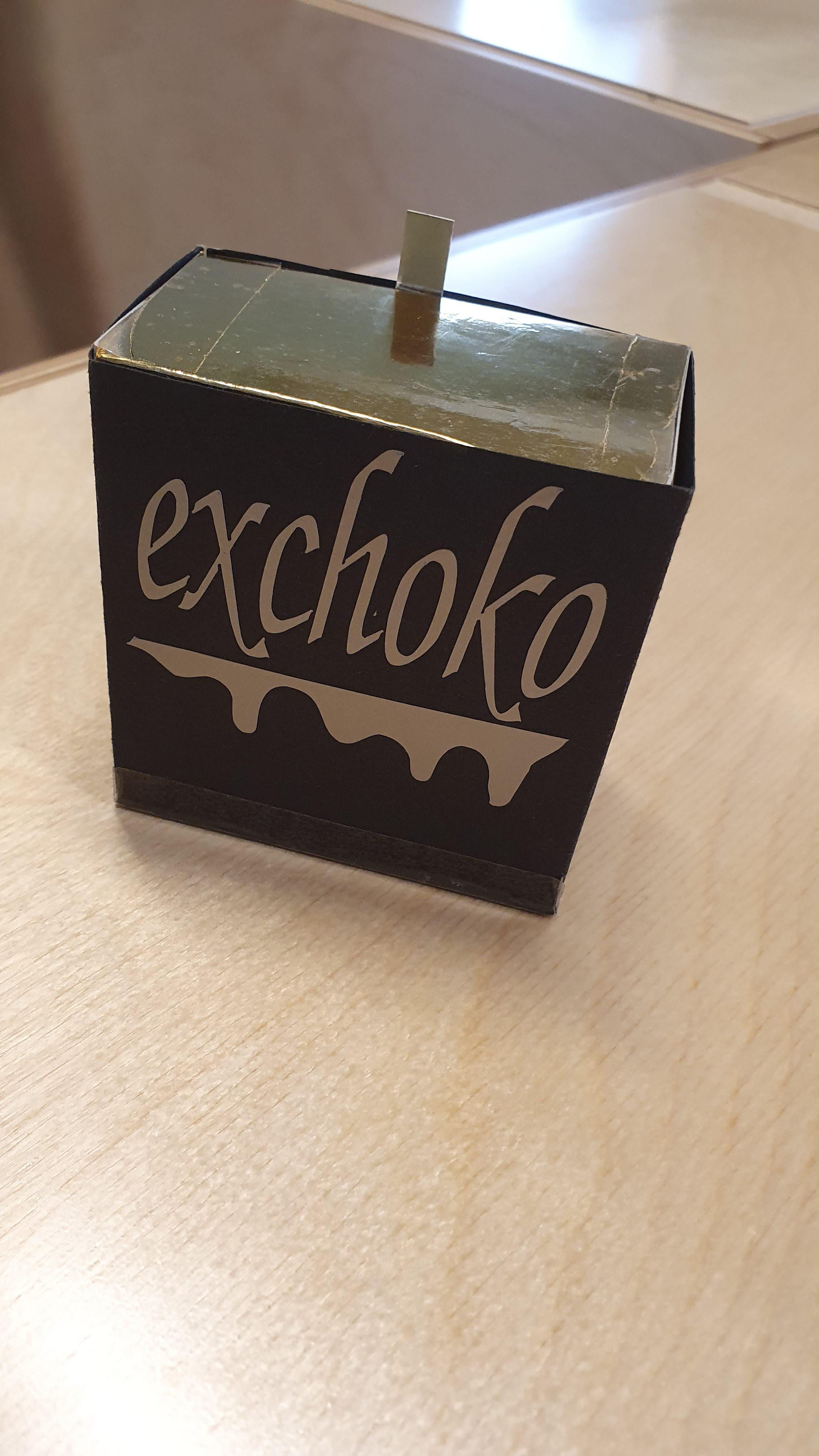 Design en æske til chokolade