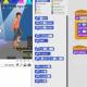 Skærmdump fra programmet Scratch, hvor elever med blokprogrammering kan lave animationer